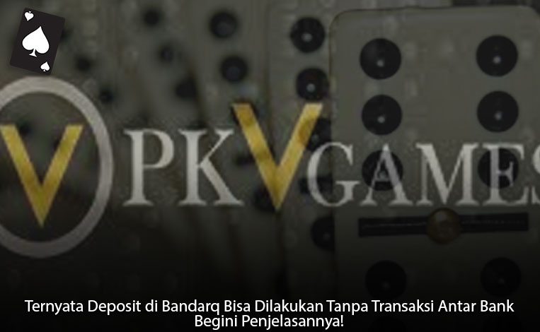 Bandarq Bisa Dilakukan - Situs Judi Online Indonesia